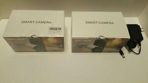 Smart Camera Wireless Security System