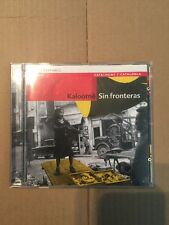 Kaloomé Sin Fronteras -Spanish Gypsy Catalonia Long Distance Flamenco Cd