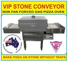 VIP Stone Conveyor Gas Pizza Oven