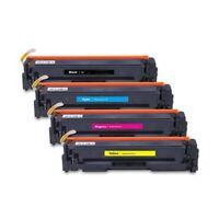 4PK HIGH YIELD Toner for Canon 054H 054 MF640C MF642cdw MF644cdw LBP620 LBP622