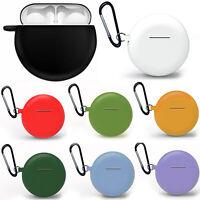 Für Huawei Freebuds 3 Kopfhörer Silikon Schutzhülle Hülle Charging Case Cover
