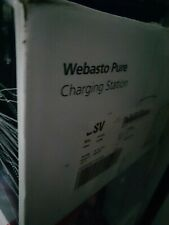Webasto WallBox Pure Black 11kW Charging Station Electric car Type2 5110461A