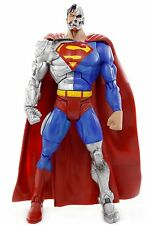 """DC Universe Classics Super Enemies CYBORG SUPERMAN 6"""" Action Figure DCUC Mattel"""