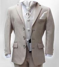 Ropa, calzado y complementos sin marca color principal beige para bodas y ceremonias