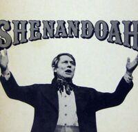 Shenandoah Playbill Opening Night August 8 1989 John Cullum Tracey Moore