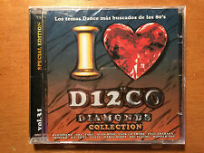 I LOVE DISCO DIAMONDS COLLECTION CD Vol 31 Import 8421597042464 - Brand NEW