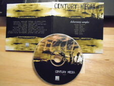 RARE PROMO Century Media CD metal SHADOWS FALL Eyehategod BORKNAGAR Cryptopsy !