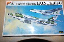 Nichimo 1:48 Hawker Siddeley Hunter F6 4811