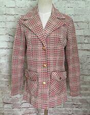 Vintage 60s 70s Blazer Womens Size 8 (Chest 36) Paul Norton