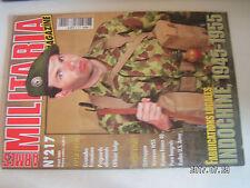 **c1 Armes Militaria magazine n°217 volontaires de l'est sur le front français
