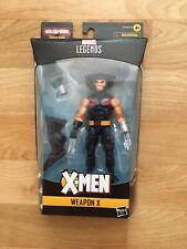 X-Men Marvel Legends Weapon X (Sugar Man BAF)