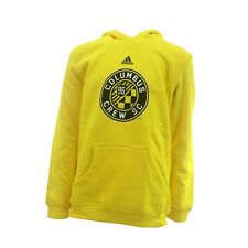 MLS official Adidas Columbus Crew Kids Youth Sweatshirt New With Tags