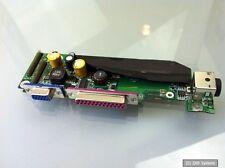 AMILO 1840D Ersatzteil: Power Board mit Netzbuchse +VGA Port + LPT Port