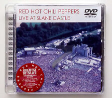 Red Hot Chili Peppers Live At Slane Castle DVD 2003 (Super Jewel Box)