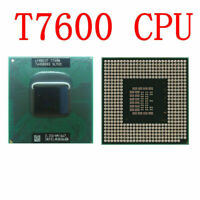 Intel Core 2 Duo T7600 CPU 4MB 667MHz 2.33GHz Processeur PGA478 Socket M DL
