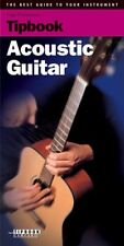 Tipbook Acoustic Guitar - The Best Guide to Your Instrument-Music Book-Rare-New
