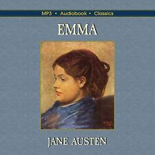 Emma - Unabridged MP3 CD Audiobook in CD jacket