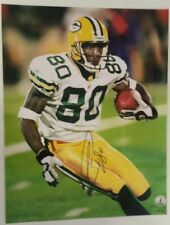Great Autographed 11x14 Photo of Donald Driver - Green Bay Packers AUTO SIGNED !
