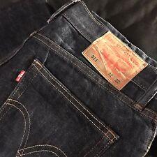 Levi's Denim Jeans Men's Slim Authentic Original