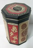 VINTAGE 1994 First EDITION FLEER DUBBLE BUBBLE TIN CANISTER With LID