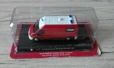 del Prado VSAB Peugeot Boxer Picot Van Fire