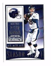 Peyton Manning 2015 Panini Contenders, Football Card!!!