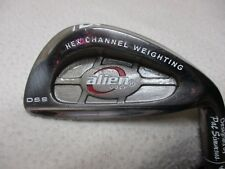 //Alien Golf By Pat Simmons DS9 Hex Channel Weighting #6 Iron - RH - Men's  #476