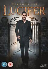 Lucifer Season 1-2 [2017] (DVD)