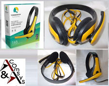 Quality Stereo Kopfhörer Headset Mik f. Handys iPhone Sony Samsung Smartphone #G