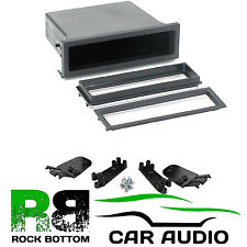 TOYOTA MR2 1991 to 1995 Car Stereo Radio Universal DIN E Fascia Facia Pocket