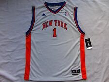 New York Knicks NBA Basketball Jersey - Stoudemire #1 Youth X Large / Mens Small