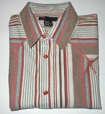 DIESEL MULTI COLOR STRIPED L/S FINE COTTON DRESS SHIRT. DSL7564DW4
