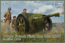 IBG 1/35 français du 75 mm Field Gun mle 1897-Modified 1938 # 35056