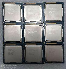 Lot of 9 Intel Core i3-3220 3.3GHz Dual-Core Processor
