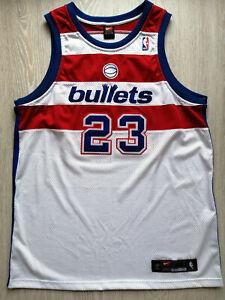Nike Michael Jordan Washington Wizards jersey size 48 XL mens