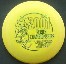 Innova DX Archangel 174g Disc Golf 2001 La Mirada stamp