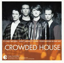 CROWDED HOUSE : THE ESSENTIAL / CD - NEU