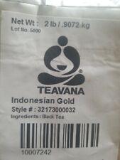 Indonesian Gold (red Tea) TEAVANA SEALED -2lbs