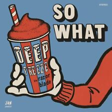 """SO WHAT Deep Freeze 7"""" single AC/DC SLADE Just Add Water Records"""
