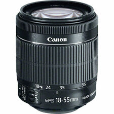 4th Of July sale 18-55mm New Canon EF-S 18-55 mm F/3.5-5.6 STM IS Lens WhiteBox
