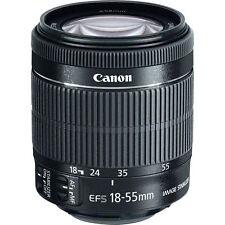 Summer Splash Sale 18-55mm New Canon EF-S 18-55 mm F/3.5-5.6 STM IS Lens Bulk