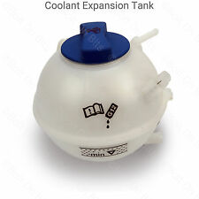 BEHR Hella Service Coolant Expansion Tank Bottle & Blue Cap for Soda Octavia