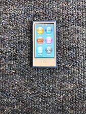 Apple iPod nano 7th Generation Blue (16GB)