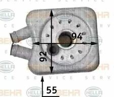 Radiator Heat Exchanger 8MO376726-221 / CLC 45 000S 70820920 by Behr