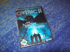 Gothic 2 II Die Nacht des Raben Deutsch  Addon Erweiterung  PC