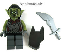 NEW LEGO 9473 Lord of the Rings Cave Troll Mines of MORIA ORC Minifigure Shield