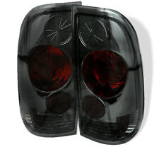 Ford 97-03 F150 99-07 F250/350/450/550 SuperDuty Smoke Euro Style Tail Lights