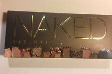 URBAN DECAY Naked Eyeshadow Palette 1 NEW Discontinued Make Up