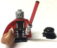 LEGO Star Wars Christmas Santa Darth Vader Minifigure / Genuine / 75056 / 2014
