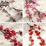 Artificial Cherry Plum Blossom Flower Floral Wedding Home Decor Vase Arrangement